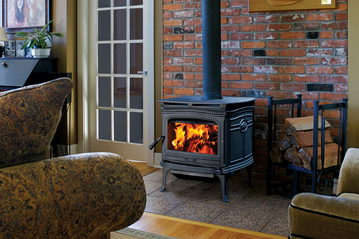 Freestanding | RCS Fireplace