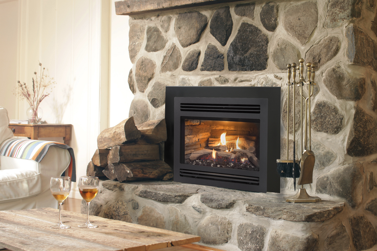 Pacific Energy Bristol Insert Rcs Fireplace